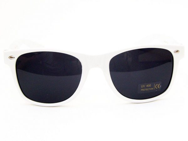 Wayfarer Classic (hvit) - Wayfarer solbrille