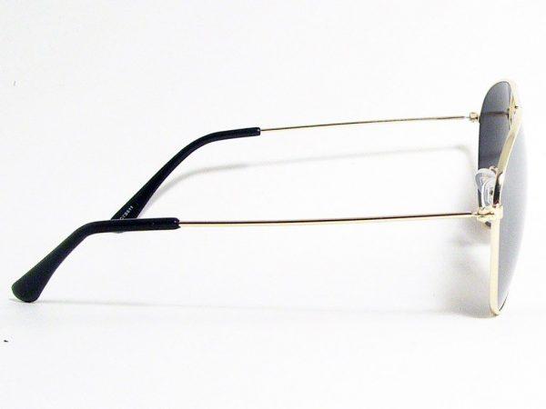 Pilot Mirror (gold) - Pilot solbrille