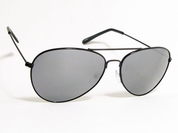 Aviator Mirror (mørk) - Pilot solbrille