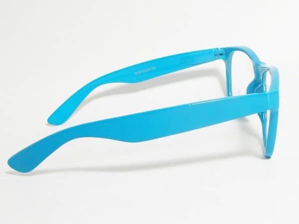 Wayfarer Clear (blå) - Wayfarer solbrille