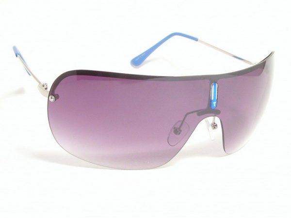 Aviator Retro (blå/lys) - Aviator solbrille