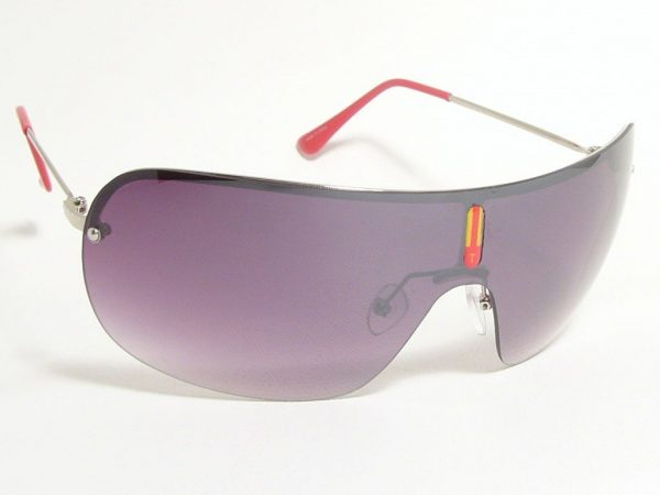 Aviator Retro (rød/lys) - Aviator solbrille