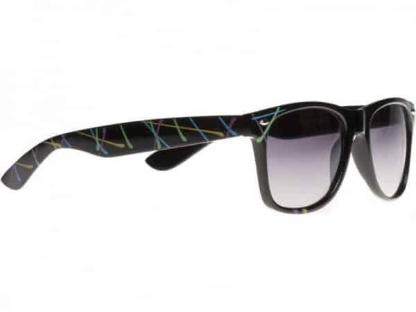 Wayfarer Paint (svart) - Wayfarer solbrille