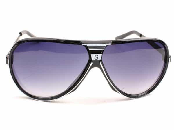 Aviator Sport (svart) - Aviator solbrille