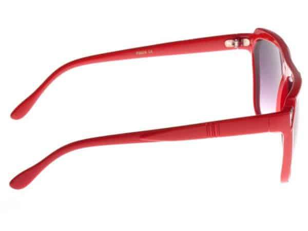 Retro Wild (rød) - Retro solbrille