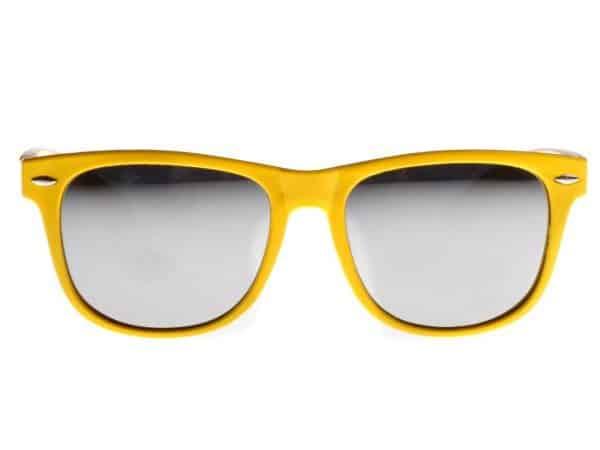 Wayfarer Mirror (gul) - Wayfarer solbrille