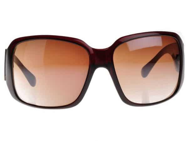 Tattoo Old School (svart/brun) - Tattoo solbrille