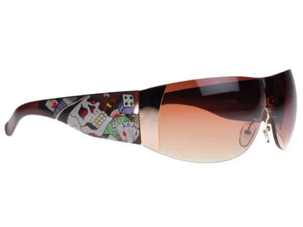 Tattoo Classic (brun) - Tattoo solbrille