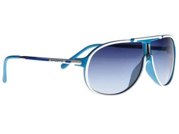 Aviator Sport (blå) - Aviator solbrille