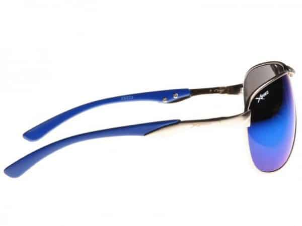 X-Sportz Extreme (blue mirror) - Pilot solbrille