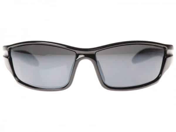 Shatterproof sport (svart) - Sport solbrille