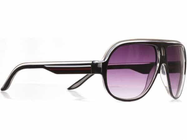 Aviator Glow (svart) - Aviator solbrille