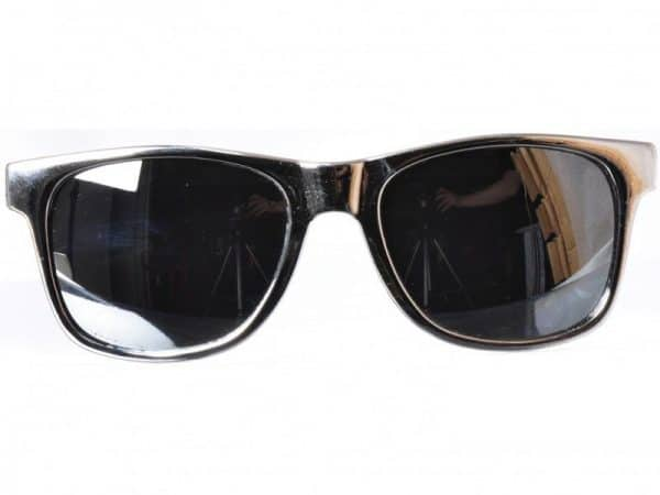 Wayfarer Mirror (Silver) - Wayfarer solbrille