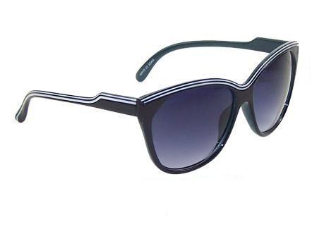 Hollywood Dream (svart) - Retro solbrille