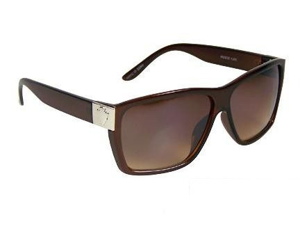 Wayfarer Spades (brun) - Wayfarer solbrille