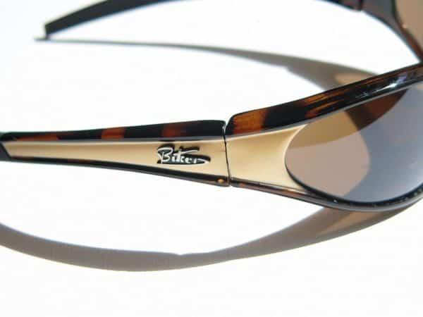Biker (brun) - Biker solbrille