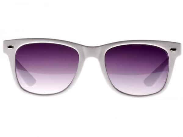 Wayfarer Classic Small (hvit) - Wayfarer solbrille