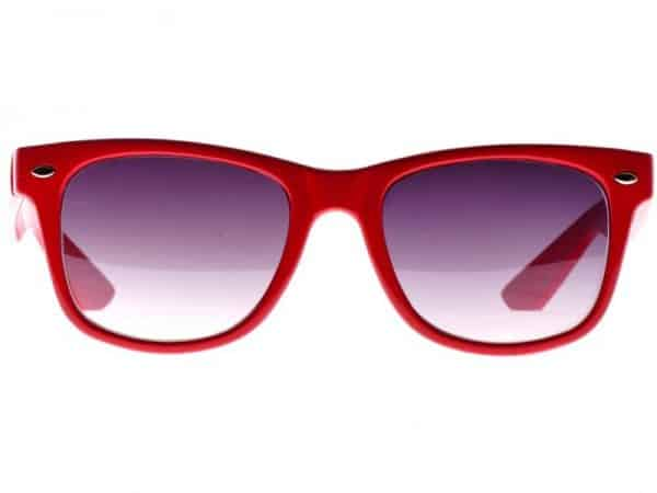 Wayfarer Classic Small (rød) - Wayfarer solbrille