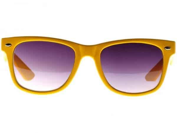 Wayfarer Classic Small (gul) - Wayfarer solbrille