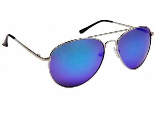 Pilot Blue Mirror - Pilot solbrille