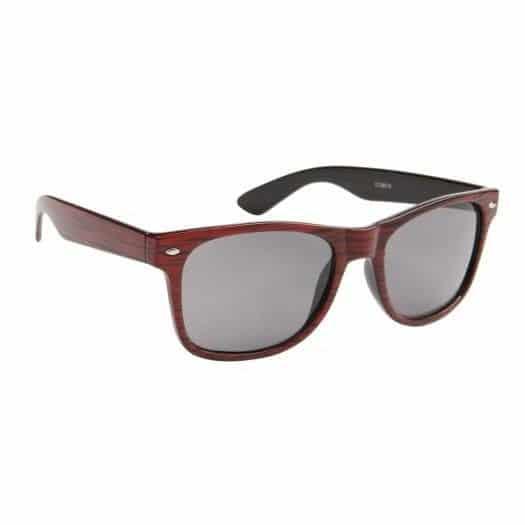 Wayfarer Classic Stripes (rød) - Wayfarer solbrille
