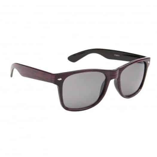 Wayfarer Classic Stripes (rosa) - Wayfarer solbrille