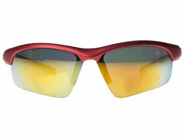 Shatterproof sport (rød/grå) - Sport solbrille