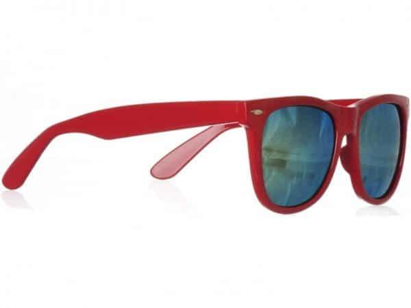 Wayfarer Green Mirror (rød) - Wayfarer solbrille