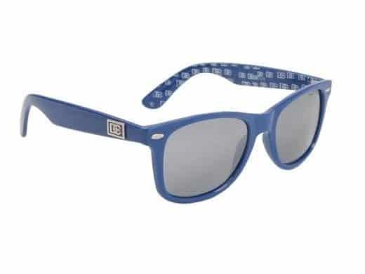 DE Wayfarer Classic (blå) - Wayfarer solbrille
