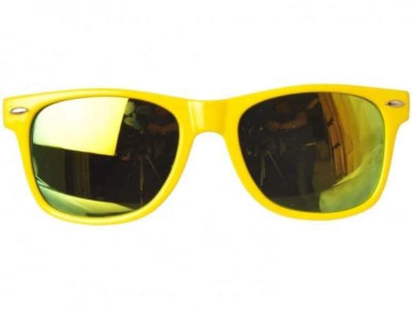 Wayfarer Green Mirror (gul) - Wayfarer solbrille