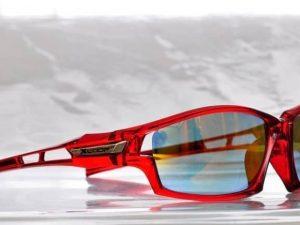 X-Loop Sport (rød) - Sport solbrille