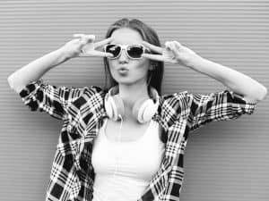 Solbriller til dame