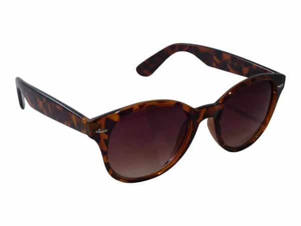 Wayfarer Classic Leopard (brun) - Wayfarer solbriller