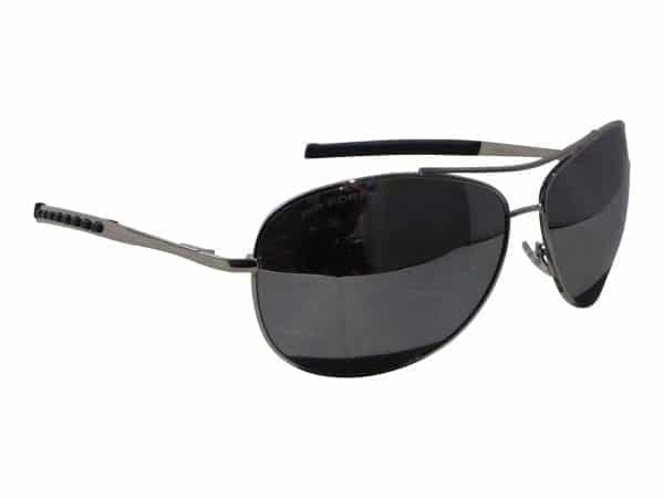 Air Force Pilot (silver) - Pilot solbrille