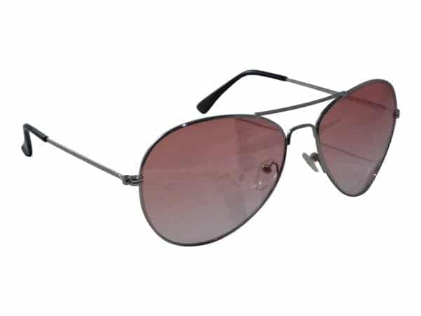 Pilot Red (sølv) - Pilot solbrille